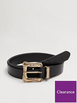 mango-gold-buckle-belt