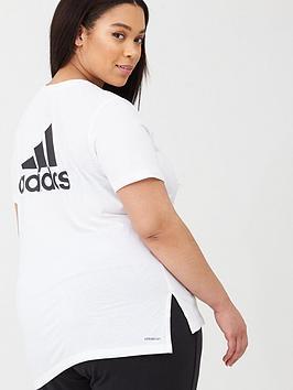 Adidas Adidas Plus Go To Tee - White Picture