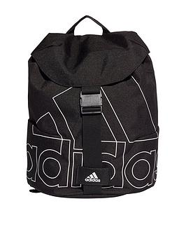 Adidas Adidas Logo Backpack - Black Picture