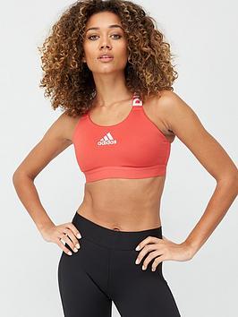 Adidas   Drst Brnd Bra - Red