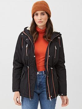 v-by-very-fleece-lined-hike-windcheater-black