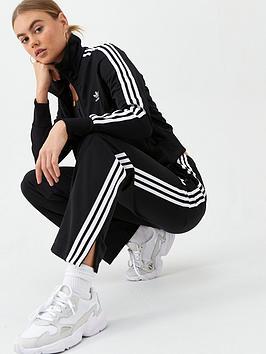 adidas Originals Adidas Originals Firebird Track Pant - Black Picture