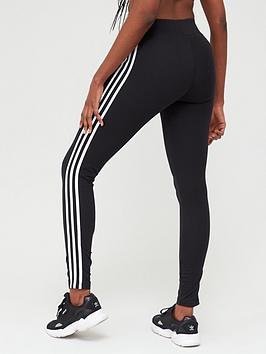 adidas Originals Adidas Originals 3S Leggings - Black Picture