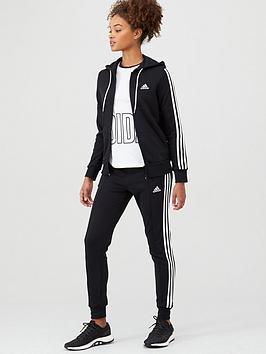 Adidas   Co Energize Tracksuit - Black