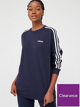 adidas-essentials-boyfriend-crew-navynbsp
