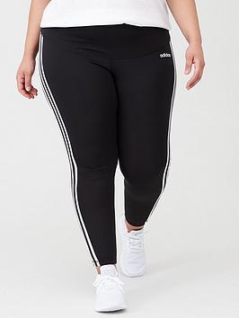 Adidas Adidas Plus D2M Tight - Black Picture