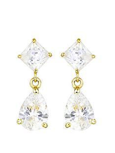 love-gold-9ct-gold-cubic-zirconia-pear-drop-stud-earrings