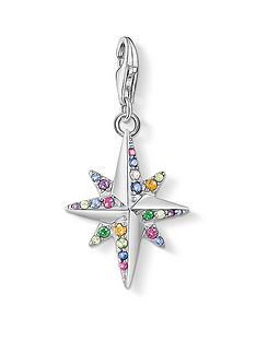 thomas-sabo-silver-colourful-star-compass-charm