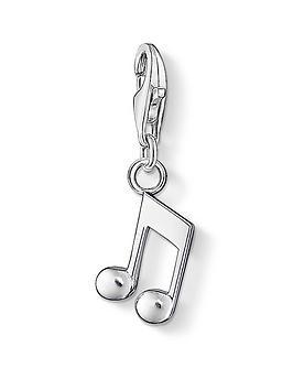 Thomas Sabo Thomas Sabo Musical Note Charm Picture