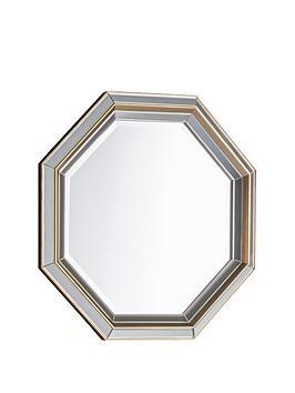 Gallery Gallery Vogue Octagon Mirror Picture