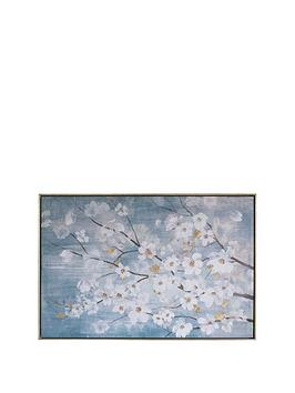 Gallery Gallery April Blossom Framed Wall Art Picture