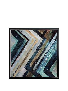Gallery Gallery Arcadia Abstract Framed Wall Art Picture