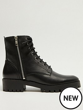 mango-leather-zip-side-biker-boot