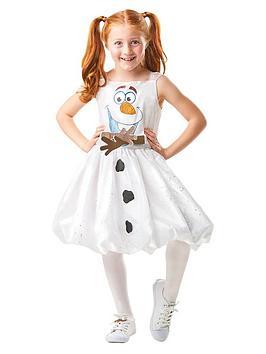 Disney Frozen Disney Frozen Frozen Olaf Air Motion Dress Picture