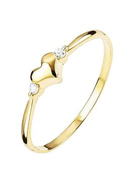 love-gold-9ct-gold-cubic-zirconia-delicate-heart-ring