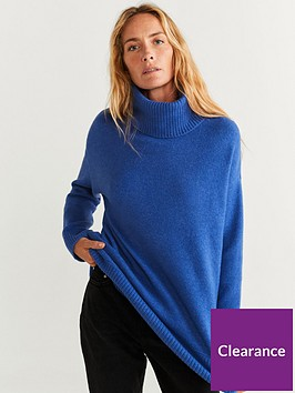mango-roll-neck-oversized-knitted-jumper