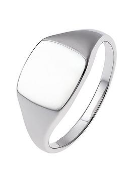 The Love Silver Collection The Love Silver Collection Sterling Silver Oval  ... Picture