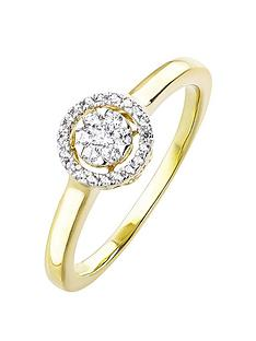 love-diamond-9ct-gold-13pt-diamond-halo-ring