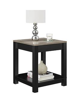 Very  Carver End Table