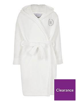 river-island-girls-love-ri-fluffy-dressing-gown--white