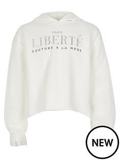 river-island-girls-liberte-mesh-hoodie--white