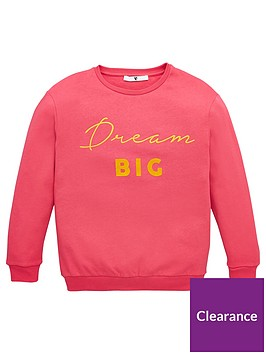 v-by-very-girls-dream-big-sweat-top-pink