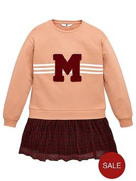 v-by-very-girls-letter-2-in-1-sweatshirt-floral-hem-dress-multi