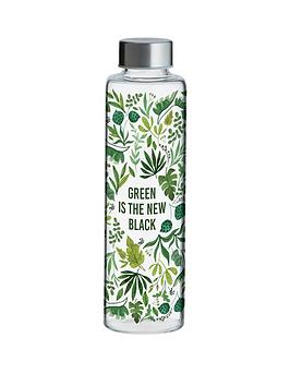 Typhoon Typhoon Typhoon Pure Green Is The New Black Eco Glass 2 Go Picture