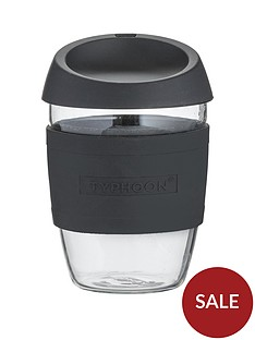typhoon-typhoon-purenbspborosilicate-reusable-coffee-cup-ndash-black