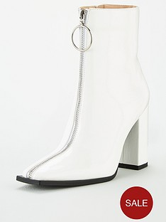 public-desire-payback-ankle-boot-white-patent