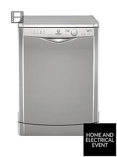 indesit-dfg15b1s-12-place-full-size-dishwasher-withnbspquicknbspwash-silver