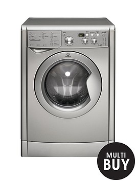 indesit-iwdd7143s-1400-spin-7kg-wash-5kg-dry-washer-dryer-silver