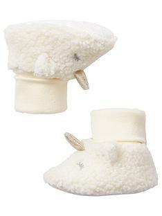 river-island-baby-baby-unicorn-borg-booties-cream