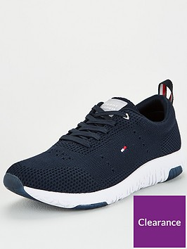 tommy-hilfiger-corporate-knit-modern-runner-trainers-desert-sky-navy