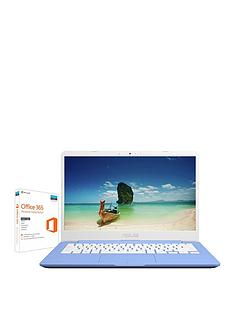 asus-e406sa-bv242ts-intel-celeron-4gb-ram-64gb-emmc-ssd-14-inch-hd-laptop-blue-with-microsoft-office-365-personal-included