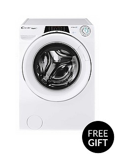 candy-rapidonbspro1696dwhc7-9kg-load-1600-spin-washing-machine-white