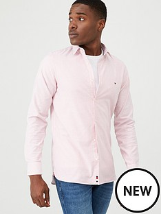 tommy-hilfiger-ithaca-long-sleeved-shirt-pink