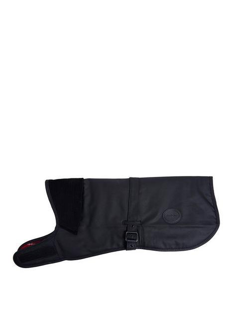 barbour-wax-dog-coat-black