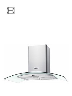 candy-cgm941x-90cm-chimney-hood--nbspstainless-steel-and-glass