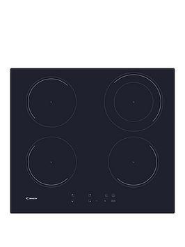 Candy Candy Cic642 60Cm Induction Hob  - Hob With Installation Picture
