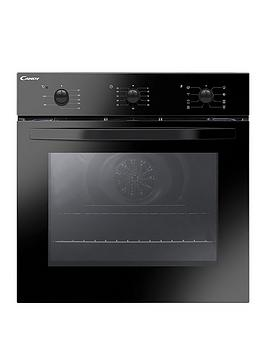 Candy   Fcs 602 N/E Built In 60Cm, Multifunction Single Oven  - Oven With Installation