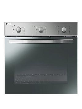 candy-candy-fcs-602-ne-built-in-60cm-multifunction-single-oven-with-optional-installation--stainless-steel