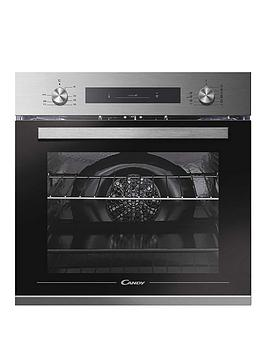 Candy   Fcp602X E0/E Built In 60Cm, Multifunction Single Oven  - Oven With Installation
