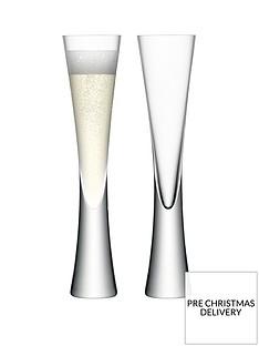 lsa-international-moya-champagne-flutes-ndash-set-of-2