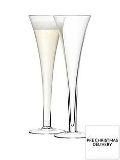 lsa-international-bar-handmade-hollow-stem-flute-glasses-ndash-set-of-2