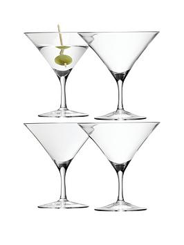 lsa-international-bar-handmade-martini-glasses-ndash-set-of-4
