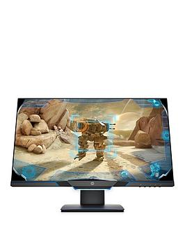 HP Hp 24.5In Fhd, 144Hz , 1Ms, Freesync, G-Sync Compatible Gaming Monitor  ... Picture