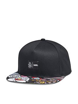 vans-disney-nightmare-before-christmas-snapback-blacknbsp