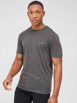 Lyle & Scott Fitness Lyle & Scott Fitness Martin Short Sleeved T-Shirt -  ... Picture