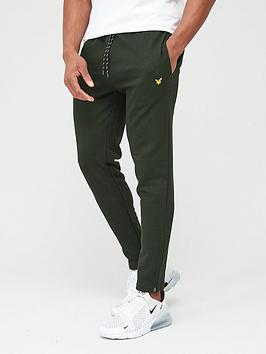 Lyle & Scott Fitness Lyle & Scott Fitness Core Zip Track Pants - Deep  ... Picture